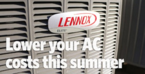 Lower Your AC Costs This Summer - Lennox AC