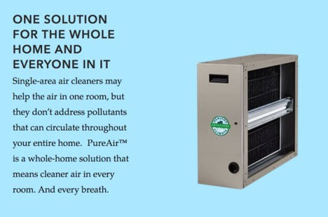 PureAir System Solution